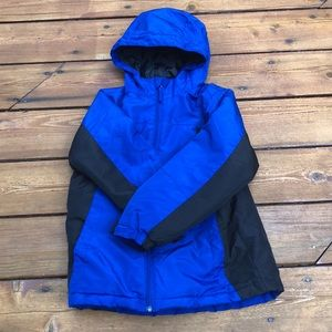 Warm 2 In 1 Winter Jacket